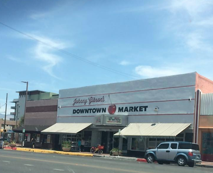 Johnny Gibson's Downtown Market